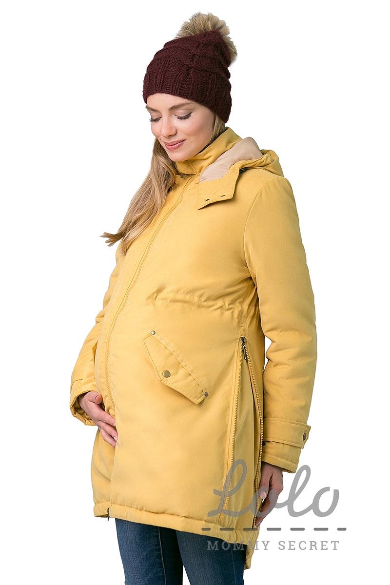 43d3d32a6635 Зимняя куртка-парка для беременных и слингоношения Wn013.1 Арт. 5013 ...