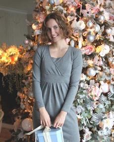 Купить оптом платья для беременных и кормящих мам недорого. Цены в ... 20053a90936